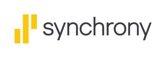Synchrony logo.